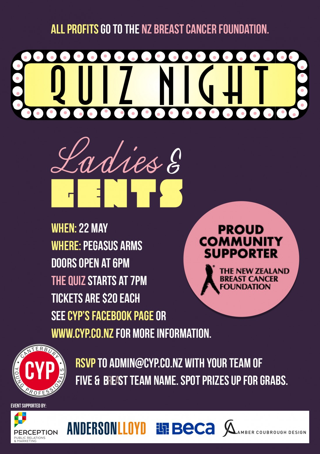 CYPQuiz Night Flyerv3