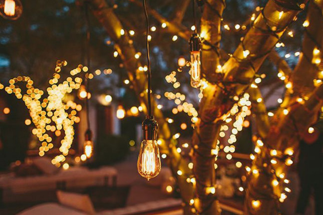 3. Fairy Lights