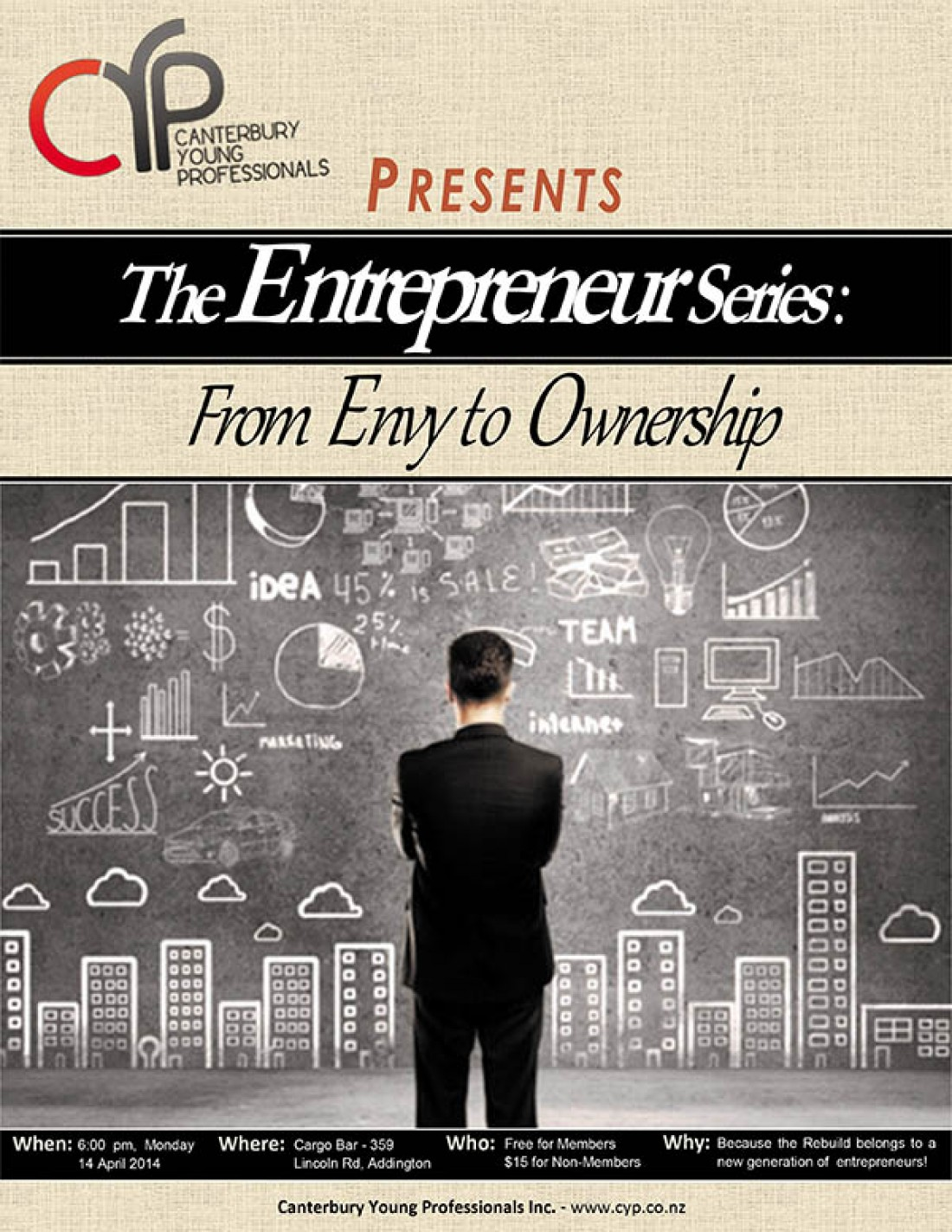 Flyer Part 1 Entrepreneur Series